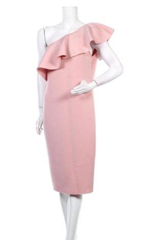 Рокля Vicky Pattison, Размер XL, Цвят Розов, 95% полиестер, 5% еластан, Цена 25,07лв.