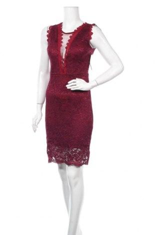 Φόρεμα William, Μέγεθος S, Χρώμα Βιολετί, 95% πολυεστέρας, 5% ελαστάνη, Τιμή 7,11€