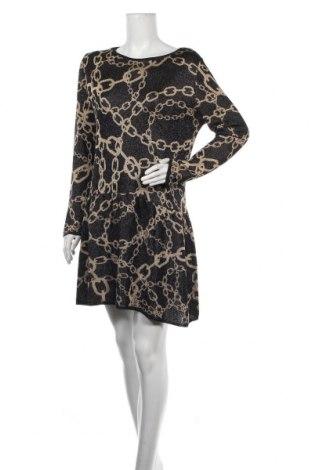 Φόρεμα Zara Knitwear, Μέγεθος M, Χρώμα Μαύρο, 63% πολυεστέρας, 30% βισκόζη, 7% πολυαμίδη, Τιμή 9,09€