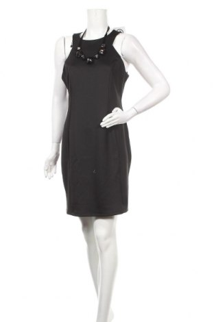 Рокля Zibi London, Размер L, Цвят Черен, 90% полиестер, 10% еластан, Цена 22,12лв.