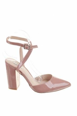 Σανδάλια Kiomi, Μέγεθος 40, Χρώμα Ρόζ , Γνήσιο δέρμα, Τιμή 25,29€