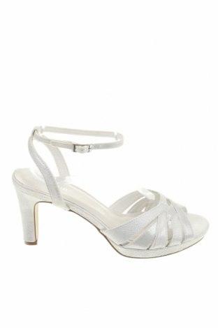 Σανδάλια Menbur, Μέγεθος 38, Χρώμα Λευκό, Κλωστοϋφαντουργικά προϊόντα, Τιμή 26,29€