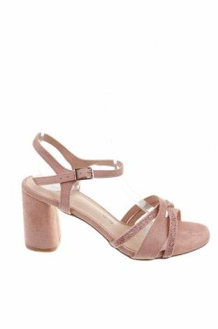 Σανδάλια Menbur, Μέγεθος 37, Χρώμα Ρόζ , Κλωστοϋφαντουργικά προϊόντα, Τιμή 20,36€