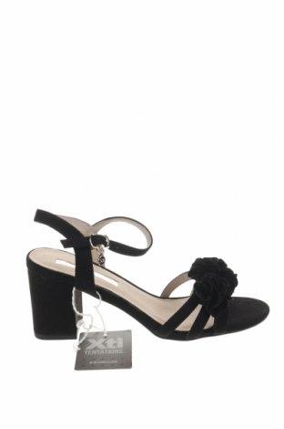 Σανδάλια Xti, Μέγεθος 38, Χρώμα Μαύρο, Κλωστοϋφαντουργικά προϊόντα, Τιμή 29,52€