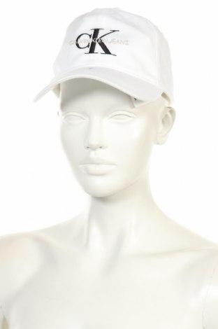 Καπέλο Calvin Klein, Χρώμα Λευκό, 100% βαμβάκι, Τιμή 26,68€