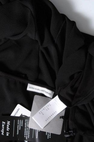 Туника Guido Maria Kretschmer, Размер XL, Цвят Черен, 95% вискоза, 5% еластан, Цена 66,75лв.