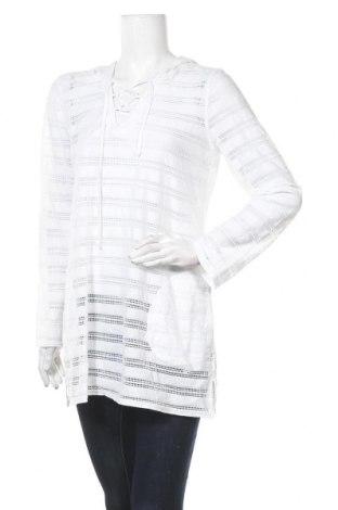 Туника Prana, Размер L, Цвят Бял, 52% памук, 48% полиестер, Цена 7,61лв.