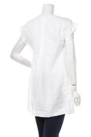 Τουνίκ Queen Mum, Μέγεθος S, Χρώμα Λευκό, Λινό, Τιμή 20,36€