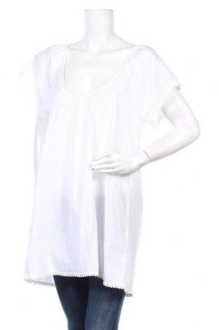 Туника Women'secret, Размер XL, Цвят Бял, Памук, Цена 41,60лв.