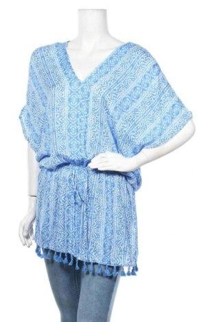 Τουνίκ Women'secret, Μέγεθος L, Χρώμα Μπλέ, Βισκόζη, Τιμή 16,94€