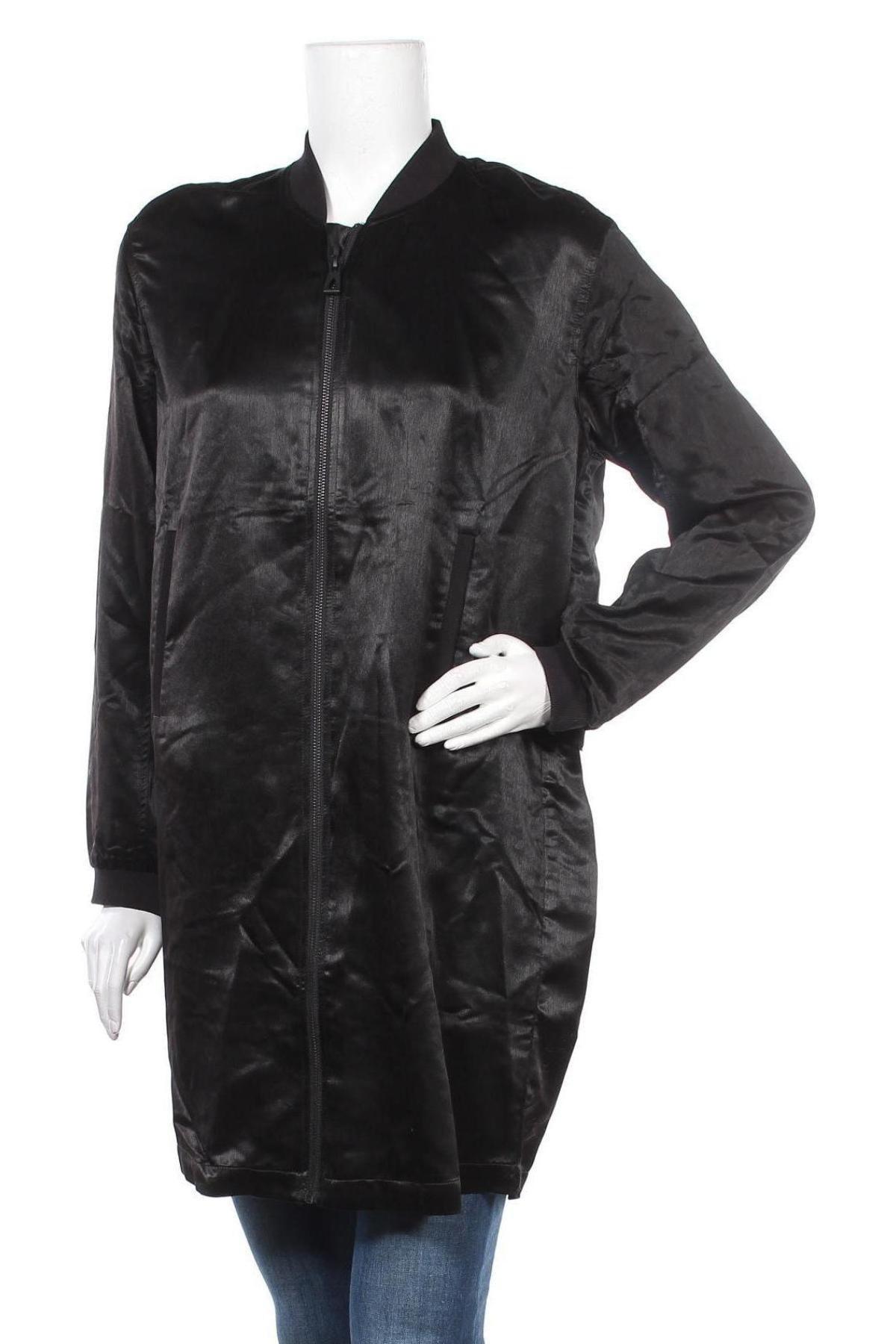 Дамско яке Eleven Paris, Размер M, Цвят Черен, Полиестер, Цена 21,90лв.