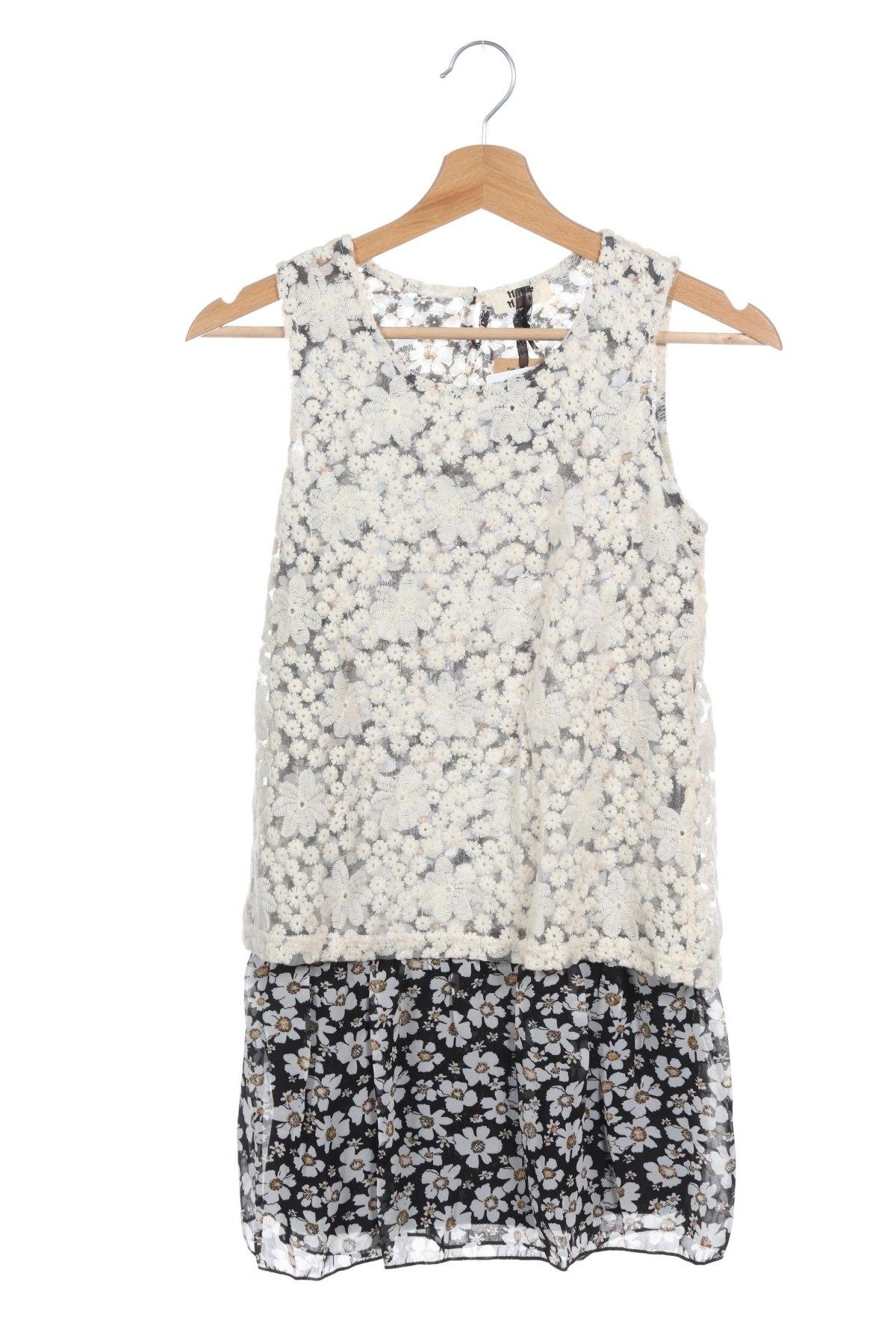 Παιδικό φόρεμα Mini Molly, Μέγεθος 11-12y/ 152-158 εκ., Χρώμα Λευκό, Βαμβάκι, πολυεστέρας, πολυαμίδη, Τιμή 14,76€