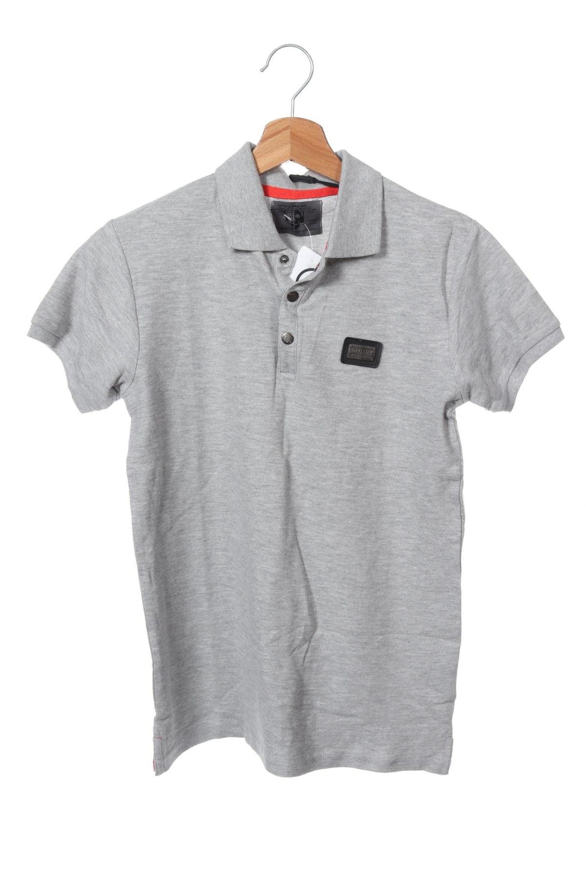 Παιδικό μπλουζάκι RG 512, Μέγεθος 13-14y/ 164-168 εκ., Χρώμα Γκρί, Βαμβάκι, Τιμή 7,92€