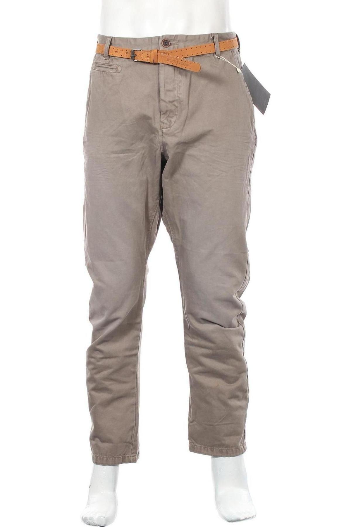 Ανδρικό παντελόνι Alcott, Μέγεθος XL, Χρώμα Καφέ, Βαμβάκι, Τιμή 20,10€