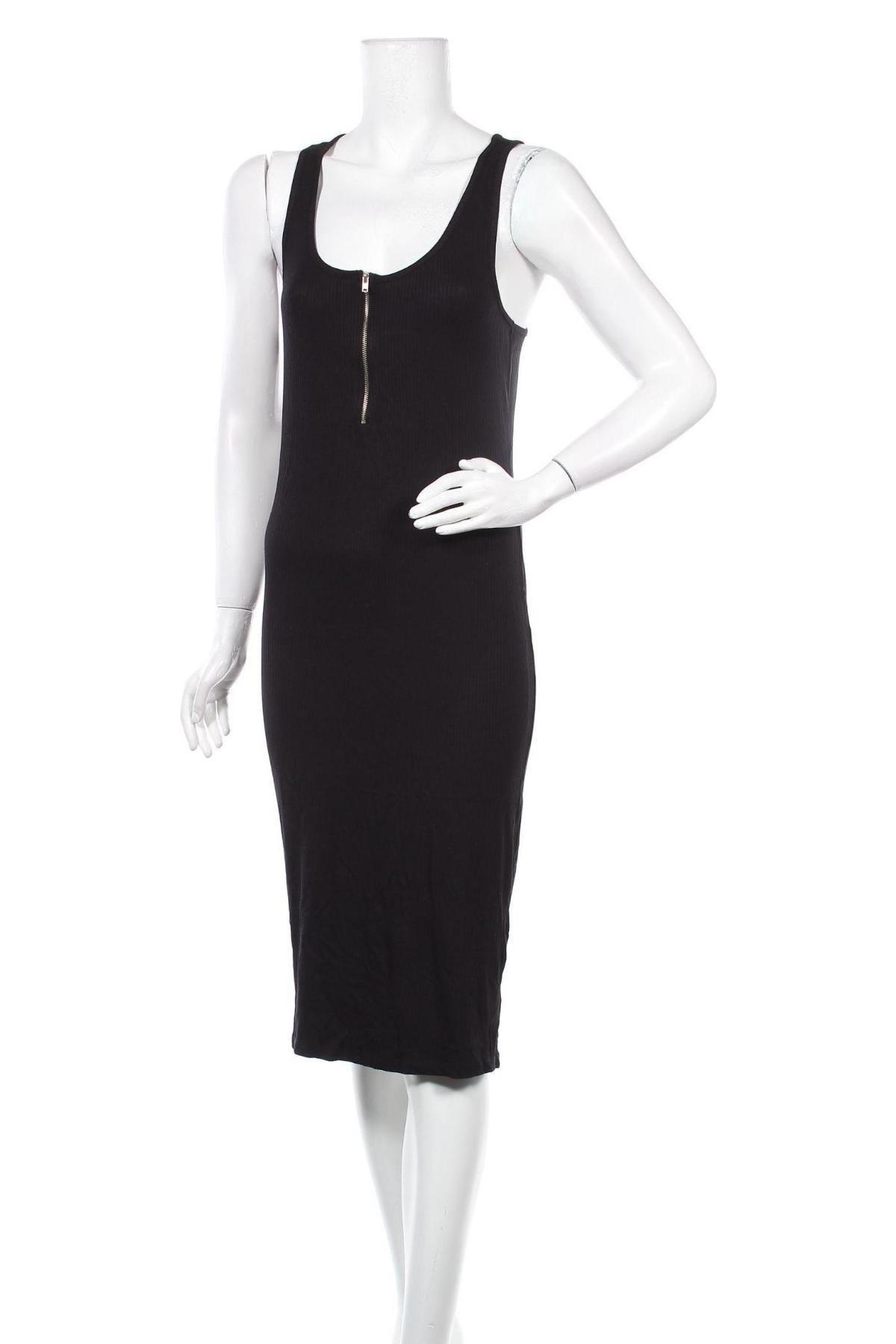 Φόρεμα Alcott, Μέγεθος L, Χρώμα Μαύρο, 95% βισκόζη, 5% ελαστάνη, Τιμή 13,61€