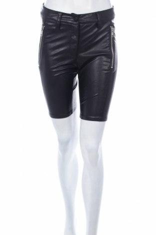 Pantaloni scurți de piele barbați H&M
