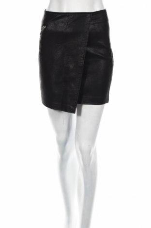 Skórzana spódnica Stradivarius kup w korzystnych cenach na
