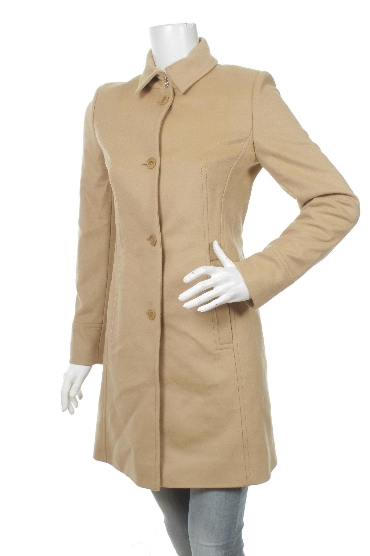 263ad40e6cf50 Damski płaszcz Hugo Boss - kup w korzystnych cenach na Remix - #9207302
