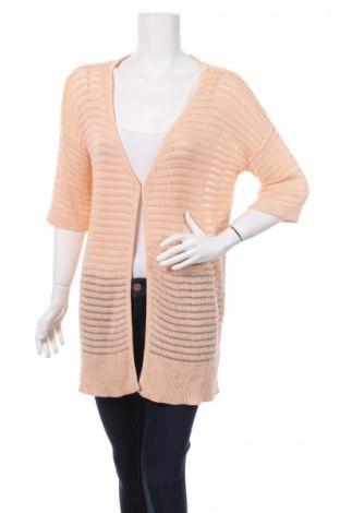 Дамска жилетка Madeleine, Размер XL, Цвят Оранжев, 96% памук, 4% еластан, Цена 10,25лв.