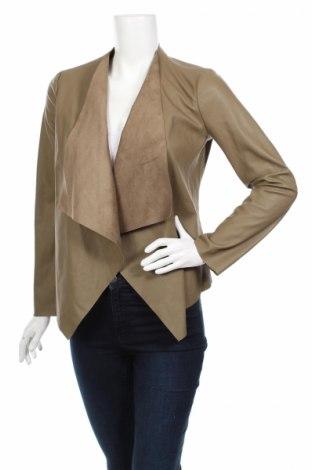 Дамско кожено сако Zara
