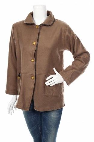 Дамско палто Anne De Lancay, Размер S, Цвят Кафяв, Полиестер, Цена 12,75лв.
