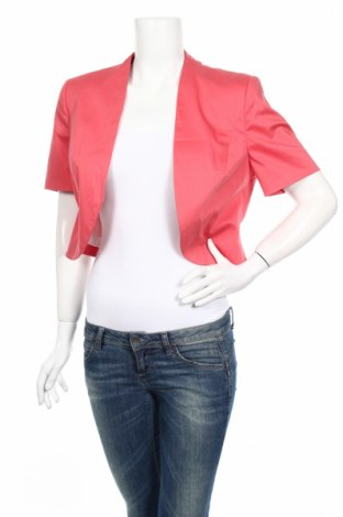 Дамско сако Hauber, Размер M, Цвят Розов, 96% памук, 4% еластан, Цена 19,00лв.