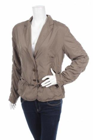 Γυναικείο σακάκι Nice Connection, Μέγεθος L, Χρώμα Καφέ, Πολυεστέρας, Τιμή 4,21€