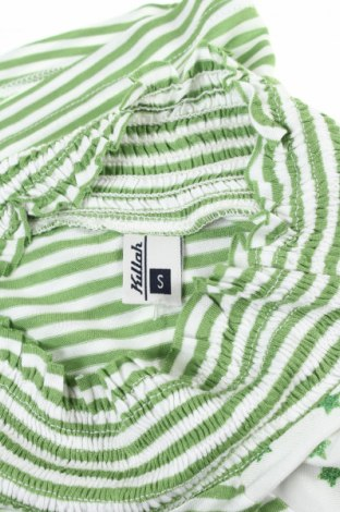 Детска блуза Killah, Размер 6-7y/ 122-128 см, Цвят Зелен, 95% вискоза, 5% еластан, Цена 5,20лв.