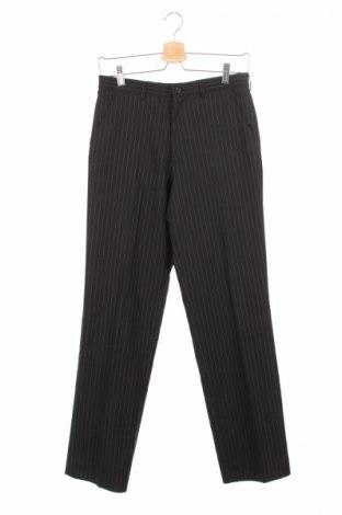 Παιδικό παντελόνι Here+There, Μέγεθος 12-13y/ 158-164 εκ., Χρώμα Μαύρο, 95% πολυεστέρας, 3% ελαστάνη, 2% βισκόζη, Τιμή 5,27€