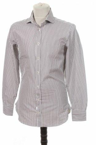 Ανδρικό πουκάμισο Herringbone