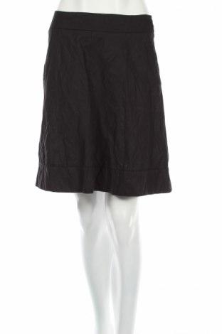 Пола H&M, Размер S, Цвят Черен, 47% памук, 46% полиестер, 7% метални нишки, Цена 6,88лв.