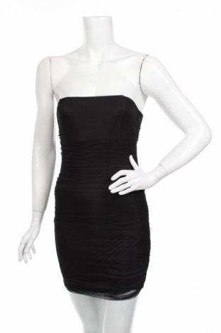 Рокля Outfitters Nation, Размер S, Цвят Черен, Полиестер, Цена 10,05лв.