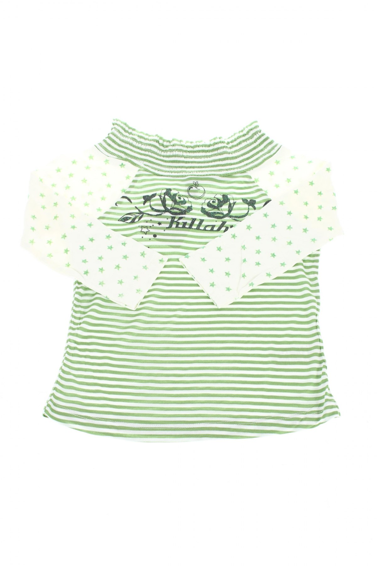 Детска блуза Killah, Размер 12-13y/ 158-164 см, Цвят Зелен, 95% вискоза, 5% еластан, Цена 6,50лв.
