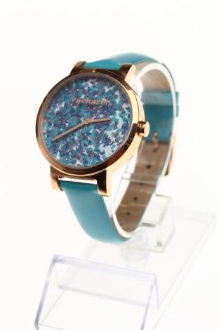 Ρολόι Cacharel, Χρώμα Μπλέ, Μέταλλο, γνήσιο δέρμα, Τιμή 30,28€
