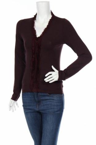 Дамска блуза Adolfo Dominguez, Размер M, Цвят Кафяв, 92% вискоза, 8% еластан, Цена 10,50лв.