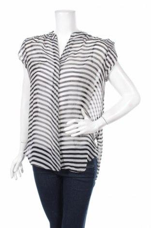 Дамска блуза Antilia Femme, Размер M, Цвят Бял, Полиестер, Цена 4,00лв.