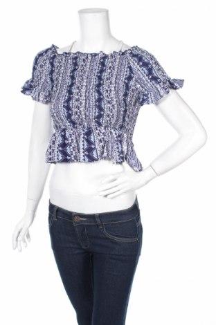 Дамска блуза Art Class, Размер L, Цвят Многоцветен, Вискоза, Цена 5,70лв.
