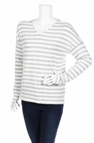 Γυναικεία μπλούζα Comma,, Μέγεθος S, Χρώμα Λευκό, 83% πολυακρυλικό, 12% πολυαμίδη, 2% ελαστάνη, Τιμή 45,88€
