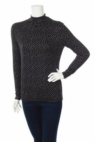 Дамска блуза S.Oliver, Размер XS, Цвят Черен, Вискоза, Цена 15,87лв.