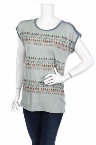 Дамска блуза Andy Warhol, Размер S, Цвят Многоцветен, 58% памук, 42% модал, Цена 17,25лв.