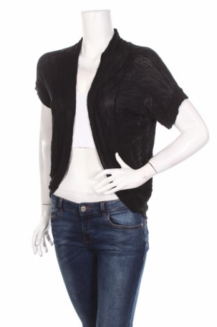 Γυναικεία ζακέτα, Μέγεθος S, Χρώμα Μαύρο, Βισκόζη, Τιμή 4,08€