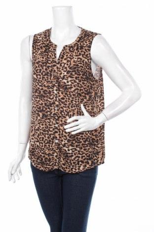 Дамска риза Daniel Rainn, Размер M, Цвят Многоцветен, Полиестер, Цена 4,50лв.