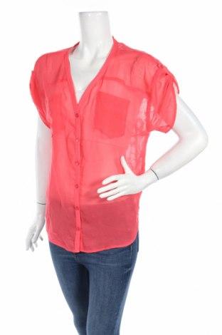 Дамска риза Kirra, Размер M, Цвят Розов, Полиестер, Цена 4,25лв.