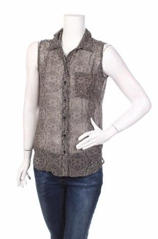 Дамска риза Liz Claiborne, Размер S, Цвят Черен, Полиестер, Цена 3,75лв.