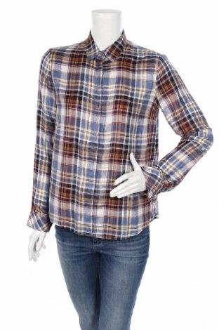 Дамска риза S.Oliver, Размер S, Цвят Многоцветен, 50% модал, 50% вискоза, Цена 15,64лв.