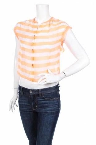 Γυναικείο πουκάμισο Selena Gomez, Μέγεθος S, Χρώμα Λευκό, Πολυεστέρας, Τιμή 3,67€