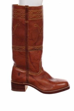 Γυναικείες μπότες Frye, Μέγεθος 42, Χρώμα Καφέ, Γνήσιο δέρμα, Τιμή 293,51€