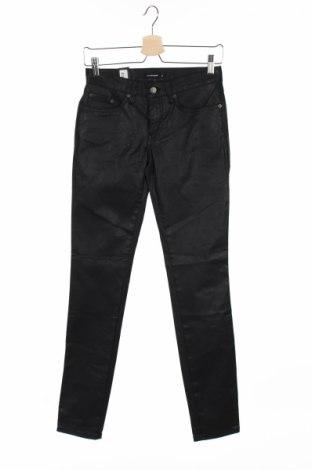 Дамски дънки J.lindeberg, Размер XS, Цвят Черен, 98% памук, 2% еластан, Цена 32,25лв.