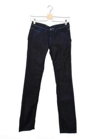 Дамски дънки Killah, Размер XS, Цвят Син, 70% памук, 30% полиестер, Цена 18,72лв.