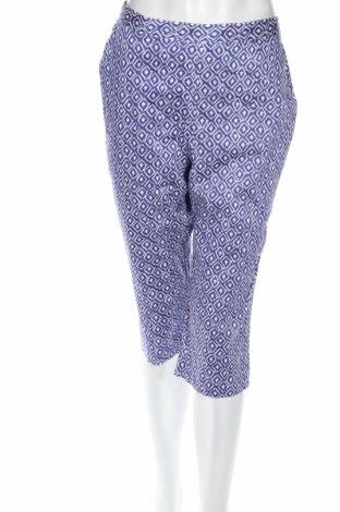 Dámske nohavice Alfred Dunner, Veľkosť S, Farba Modrá, 97% bavlna, 3% elastan, Cena  5,90€